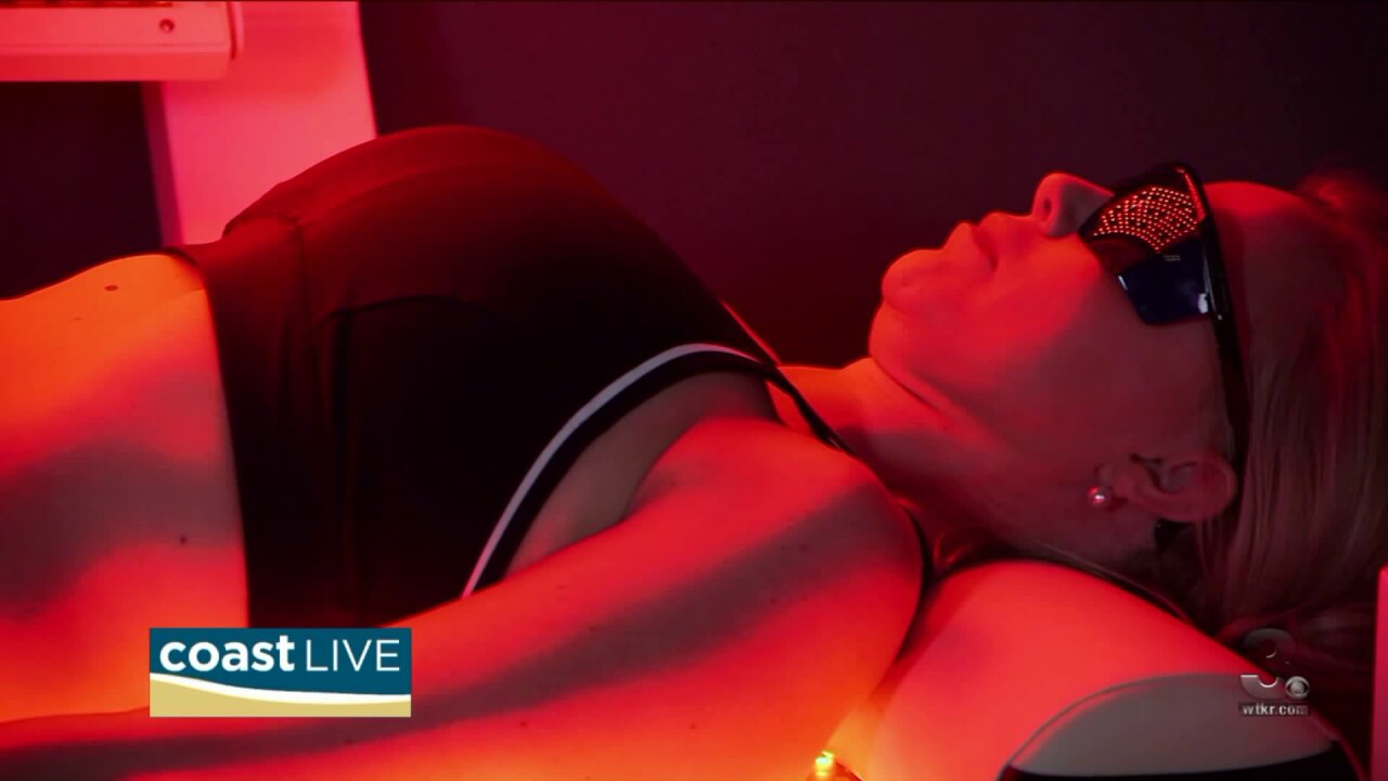 New and improved fat-burning technology on Coast Live