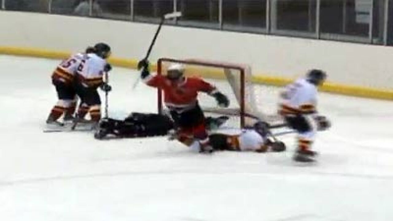 National high school hockey championship held in Salt Lake