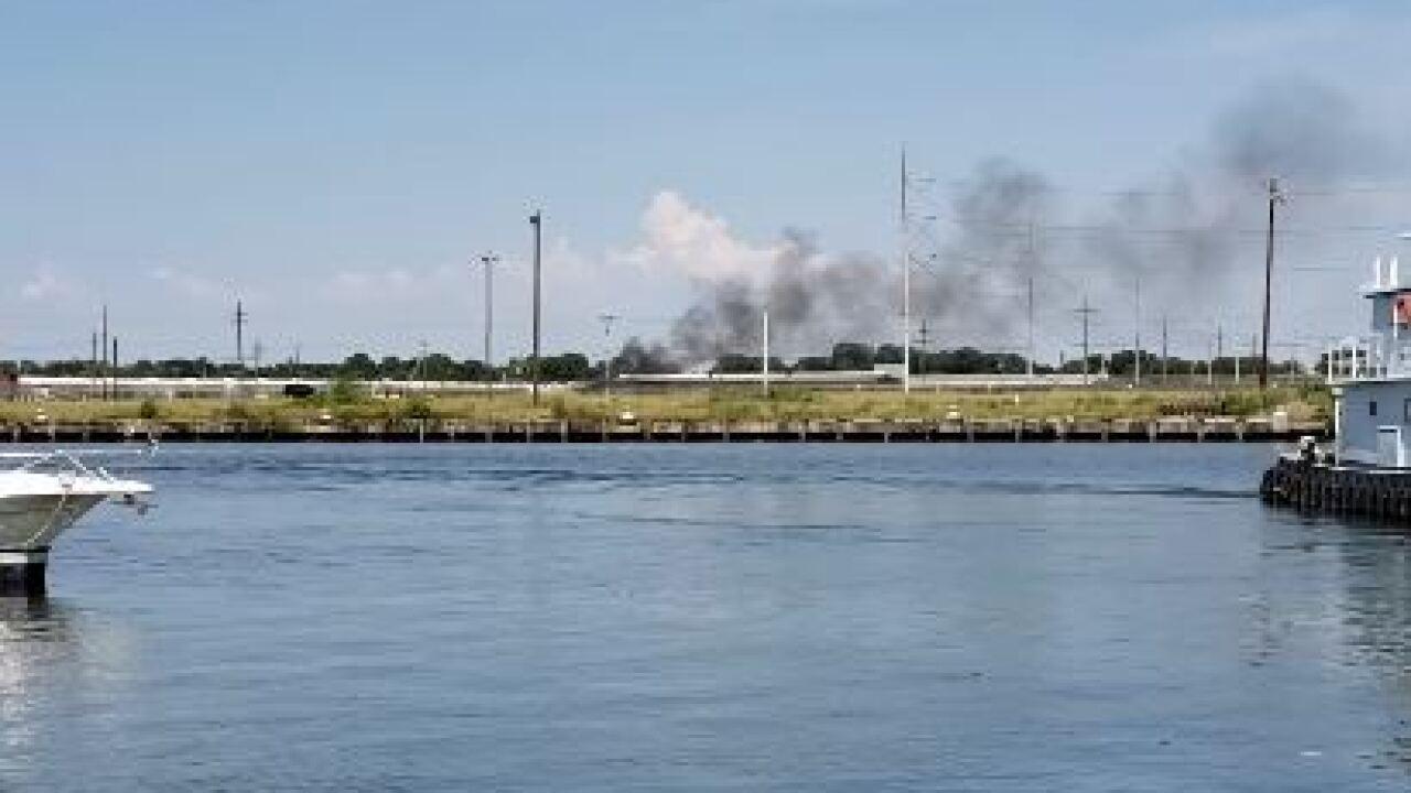 plane crash Link A Watts.JPG