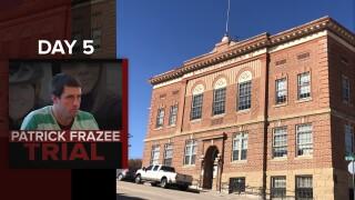 Patrick Frazee murder trial: Kenney testifies Kelsey Berreth's daughter was present for murder