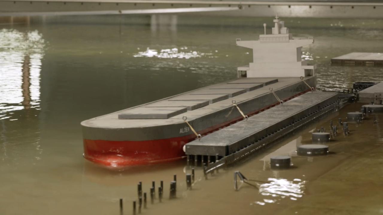 Mississippi River model