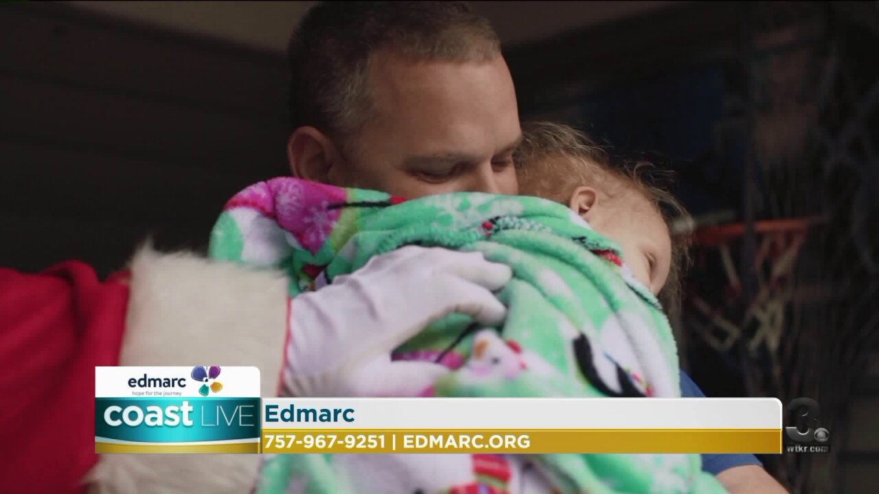 An organization that provides at-home care for sick children and more on Coast Live