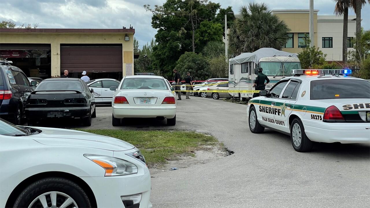 Hooper Road fatal shooting