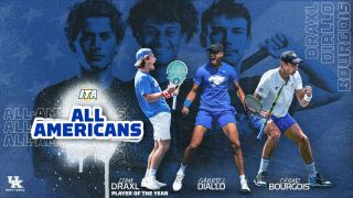 Liam Draxl named ITA National Player of the Year