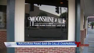 Inauguran Piano Bar que promete aumentar el turismo