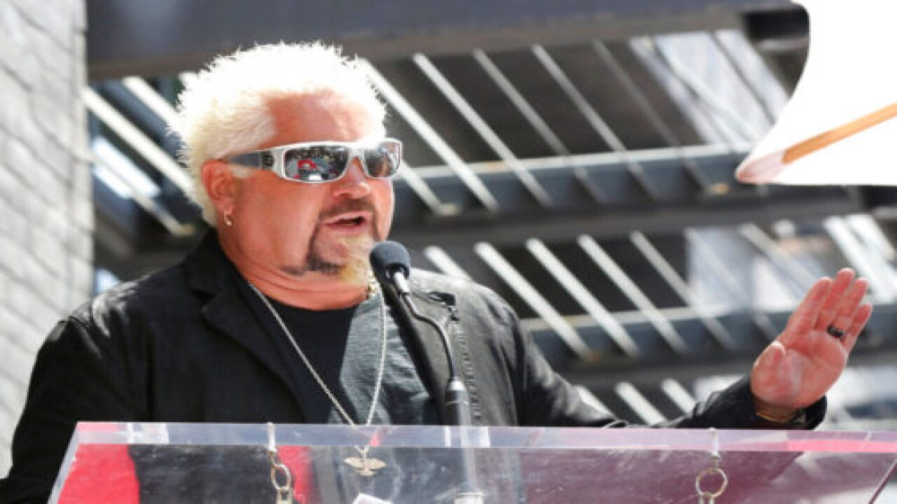 Guy Fieri Raised $21 Million For Unemployed Restaurant Workers This Year
