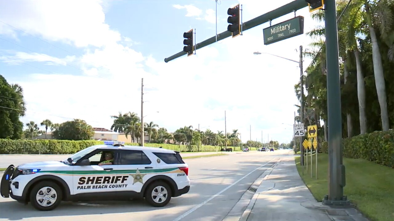 One person died and two others were critically injured during a crash in Boynton Beach over the weekend.