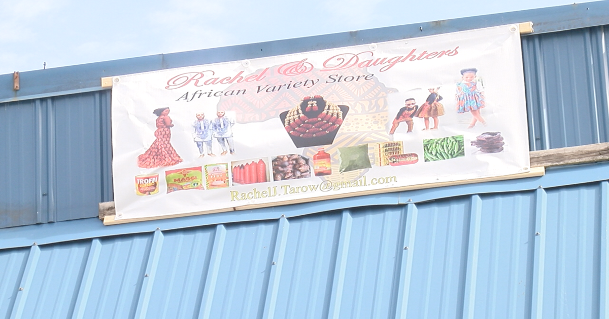 New African variety store opens on Jefferson Avenue