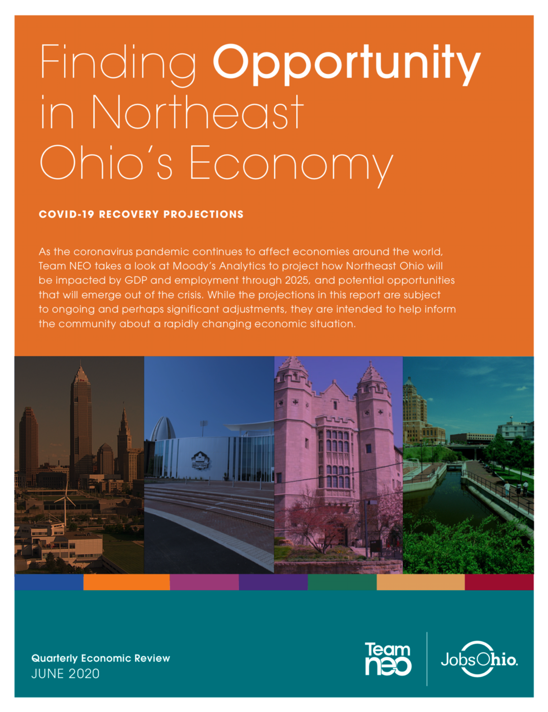New reports shows economic recovery from COVID-19 will take years in Northeast Ohio