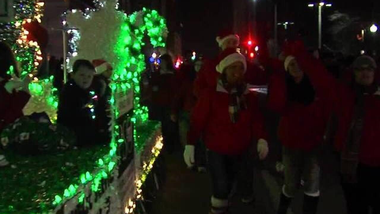 Tahlequah Christmas Parade 2020 Tahlequah Christmas Parade will feature 'silent zone'