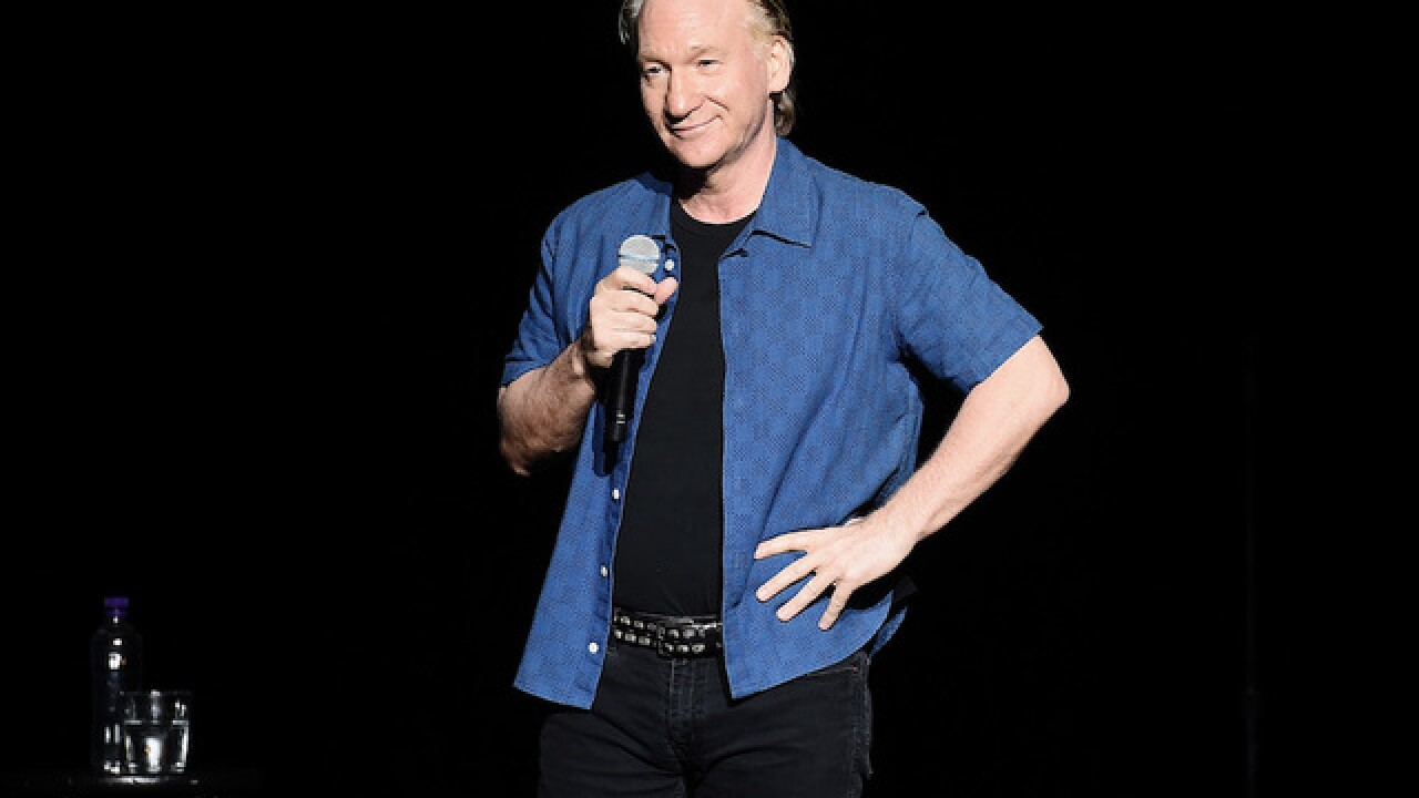 Bill Maher 'very sorry' for using n-word on HBO show