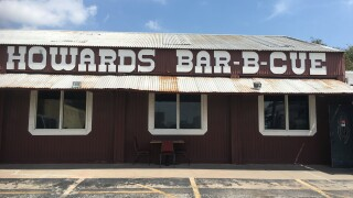 Howard's Bar-B-Q  open to serve up delicious food since 1949