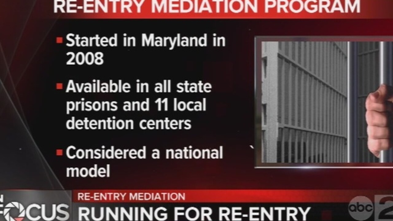 The importance of re-entry mediation