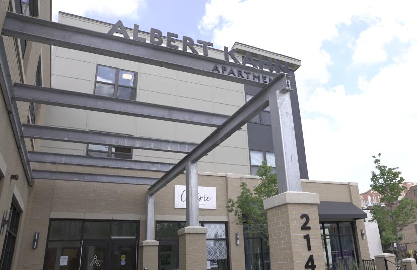 Albert Kahn Apartments
