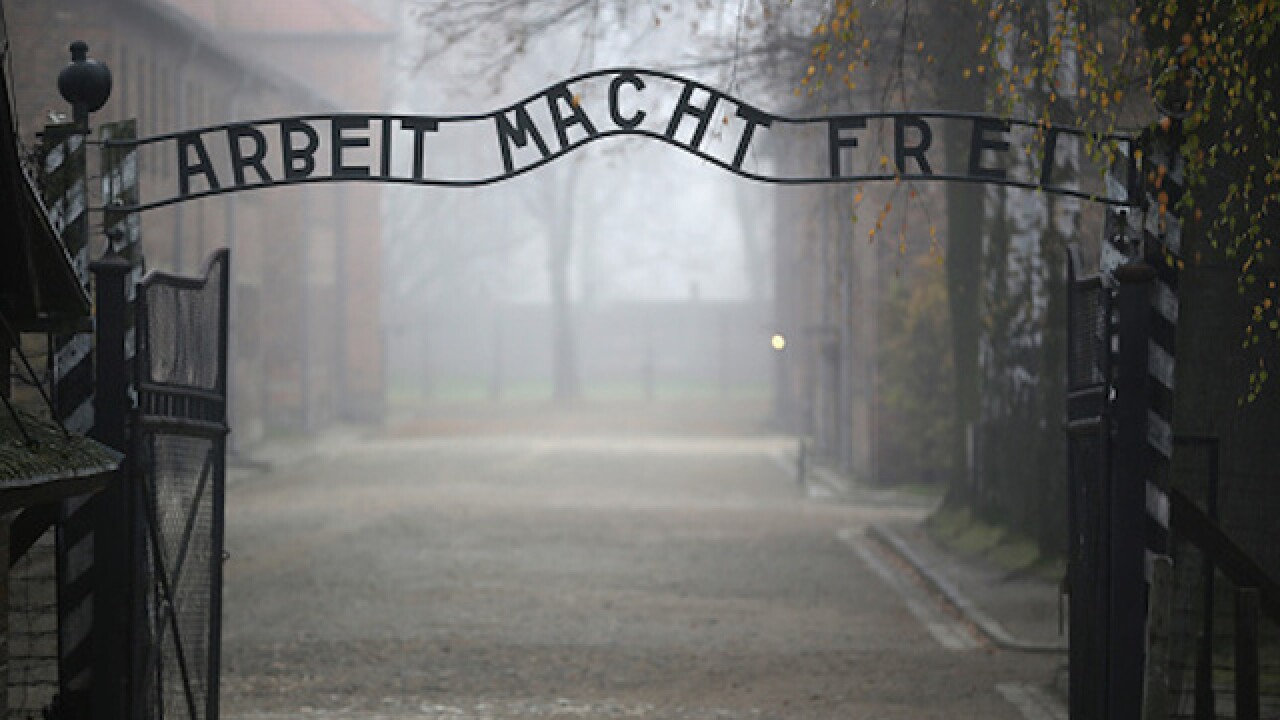 Survey: 41 percent of Americans don't know what Auschwitz is
