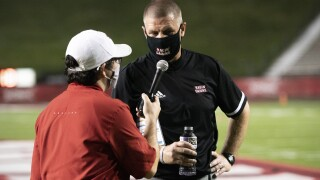 Louisiana Ragin Cajuns football Billy Napier