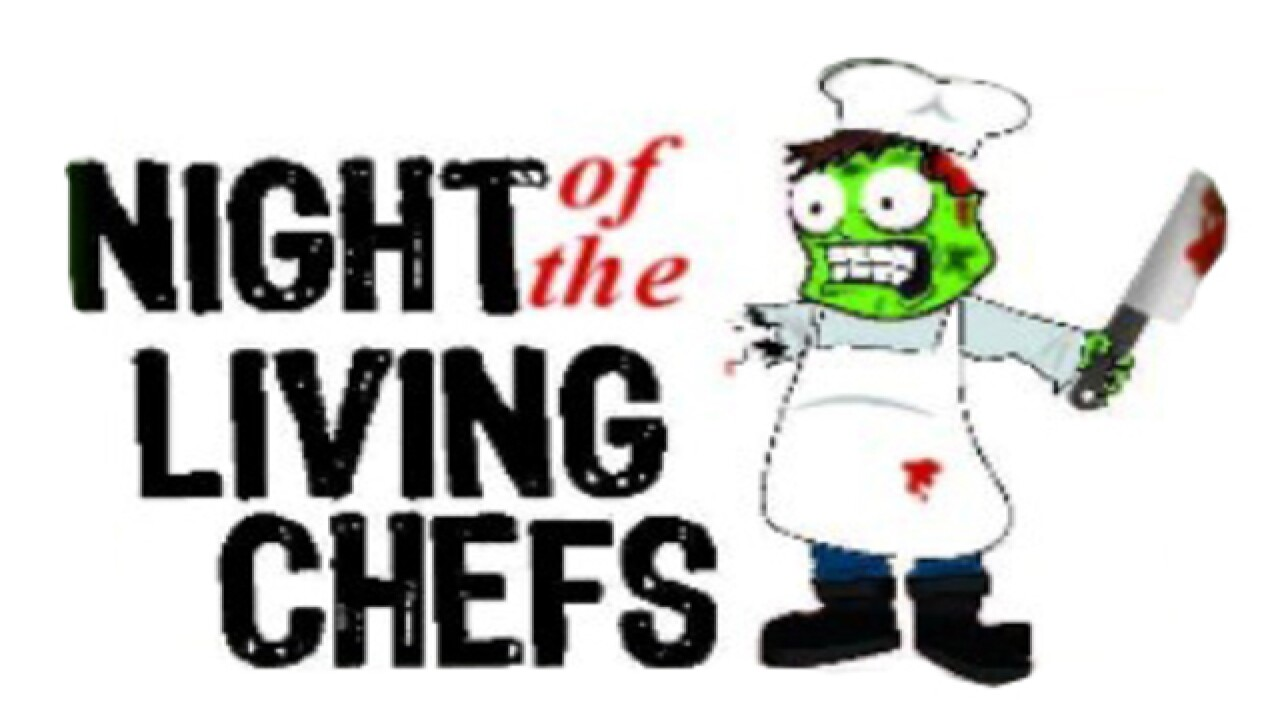 SYSCO KITCHEN: Night of the Living Chefs Event