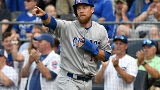 Cubs take series over Royals with 5-0 shutout at Kauffman Stadium