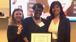 Danita Harris SHERO Award