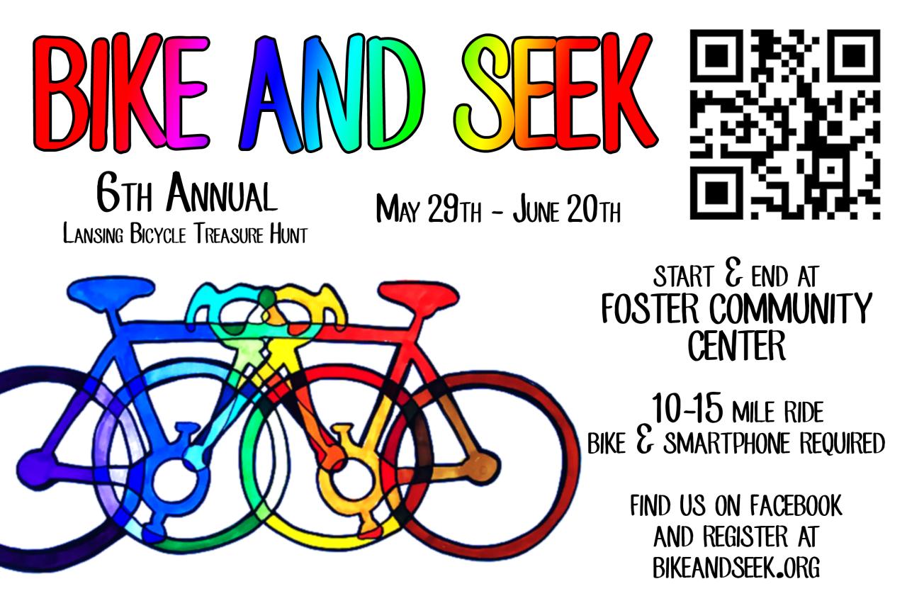 Bike and Seek Flyer