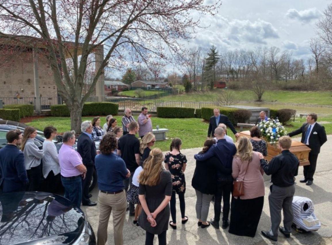 Lois Hampton Funeral.JPG