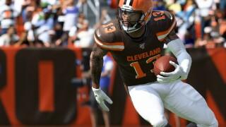 OBJ in Madden NFL 20