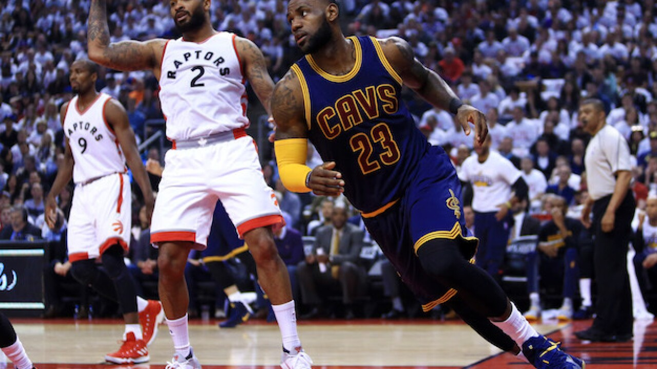Former Cavs GM Griffin: LeBron knew Toronto's plays better than the Raptors did