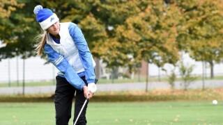 Shannon Kennedy golf Marian