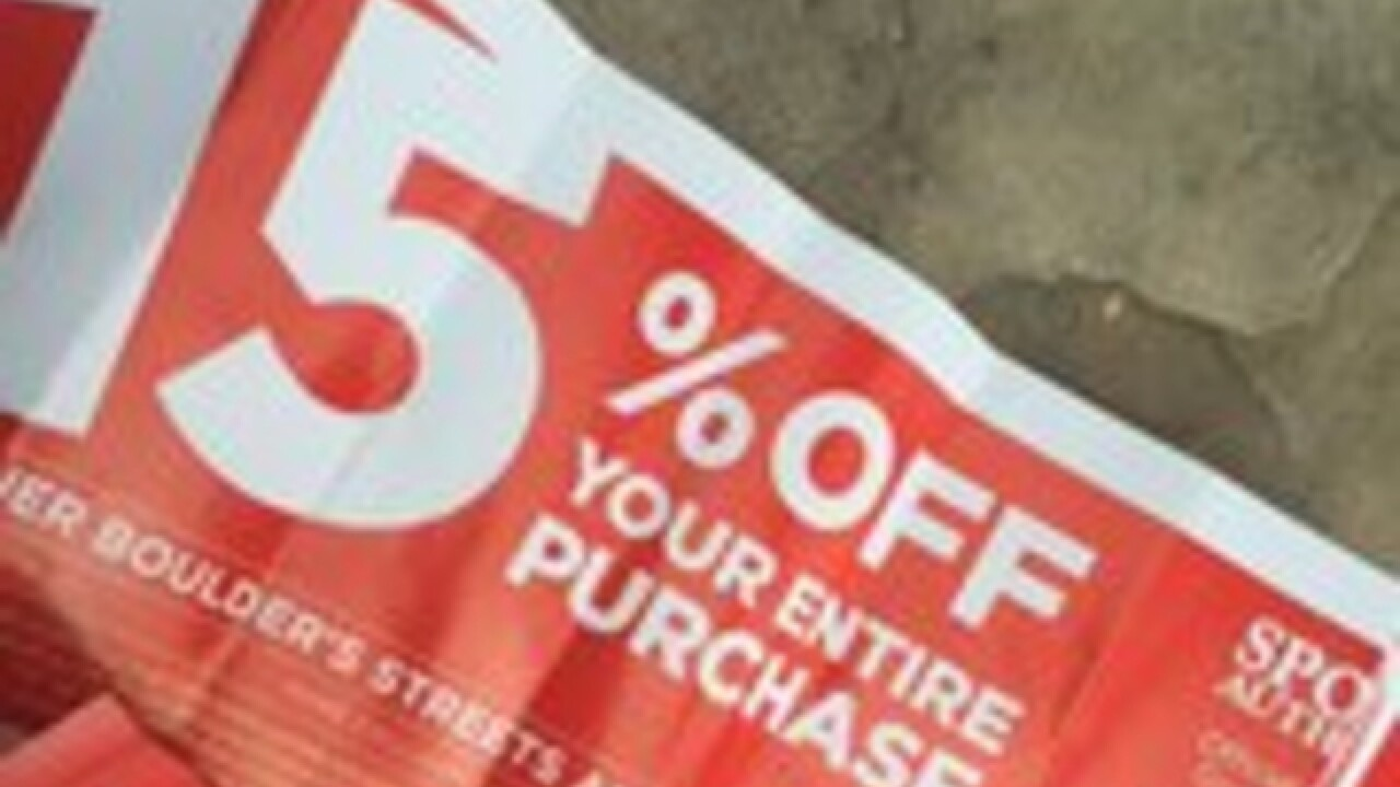 Dick's Sporting Goods to honor race coupons