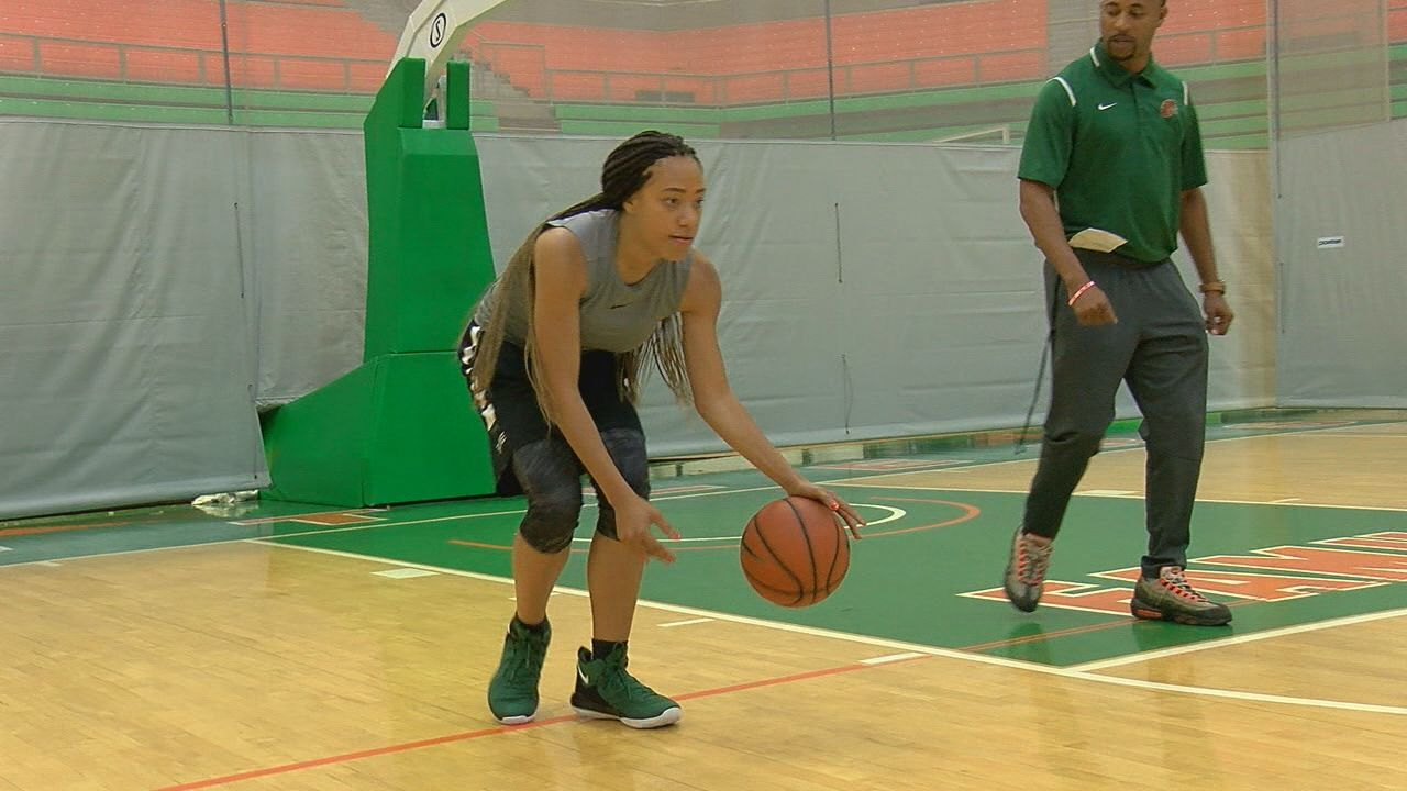 Former North Florida Christian Eagle impressing early for Florida A&M