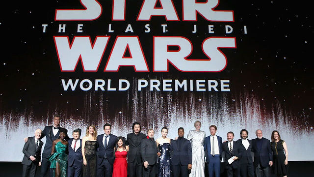 Disney CEO Bob Iger says there will be a 'Star Wars' slowdown