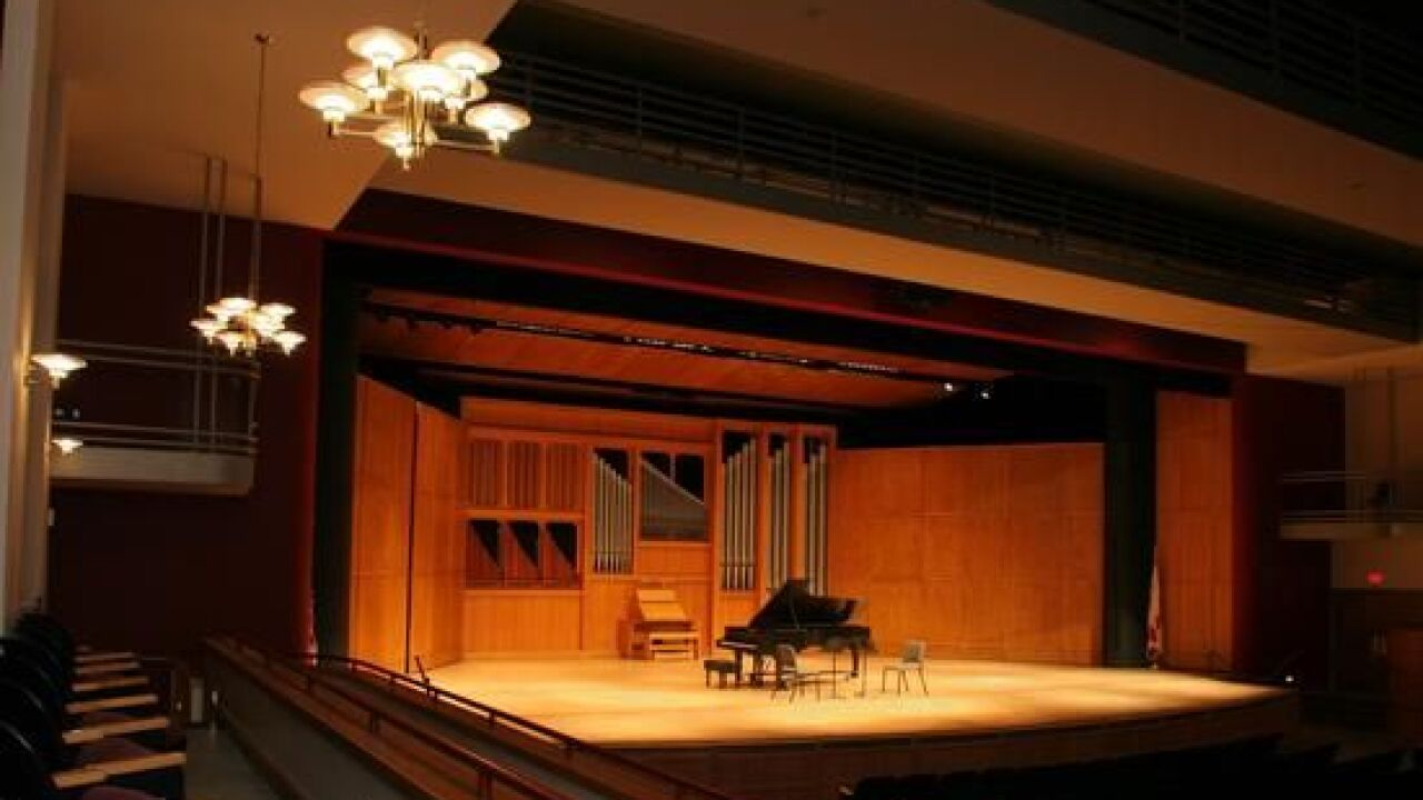 Fsu Symphony Orchestra Performing Free Concert