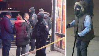 Bronx deli shooting suspect