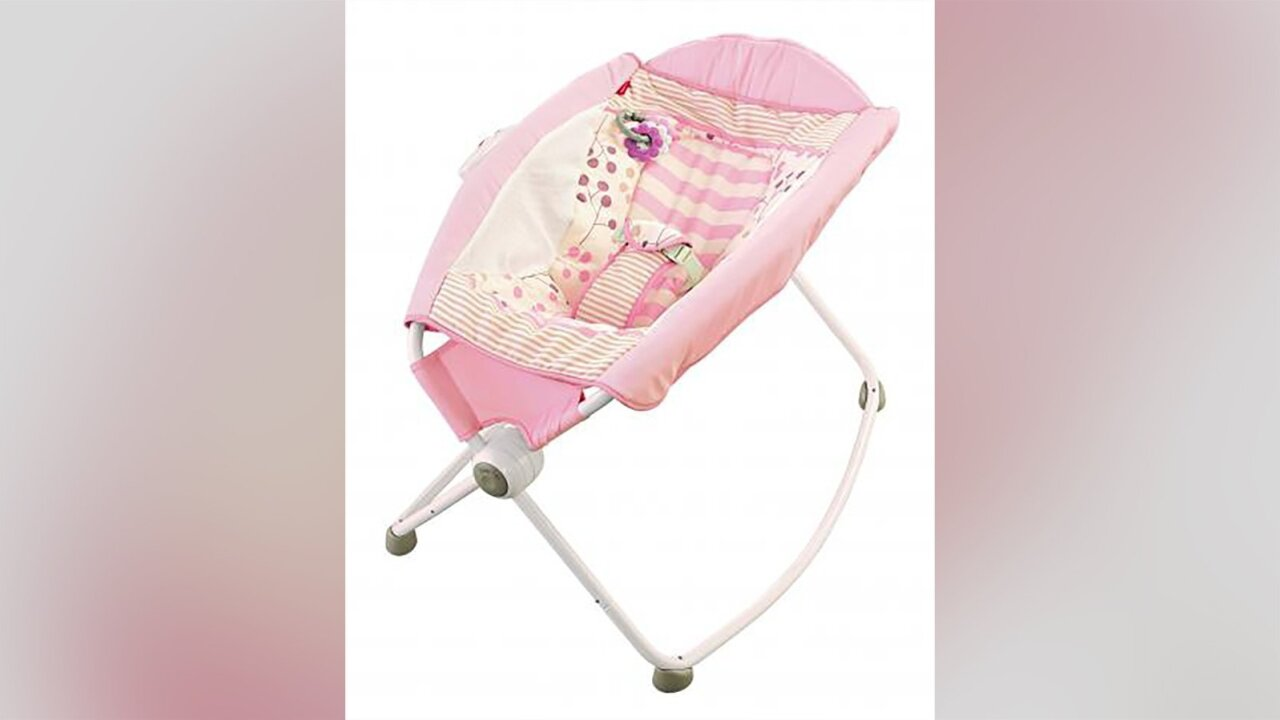 Grieving family wants Fisher-Price's Rock 'n Play sleeper recalled, pediatrics group agrees