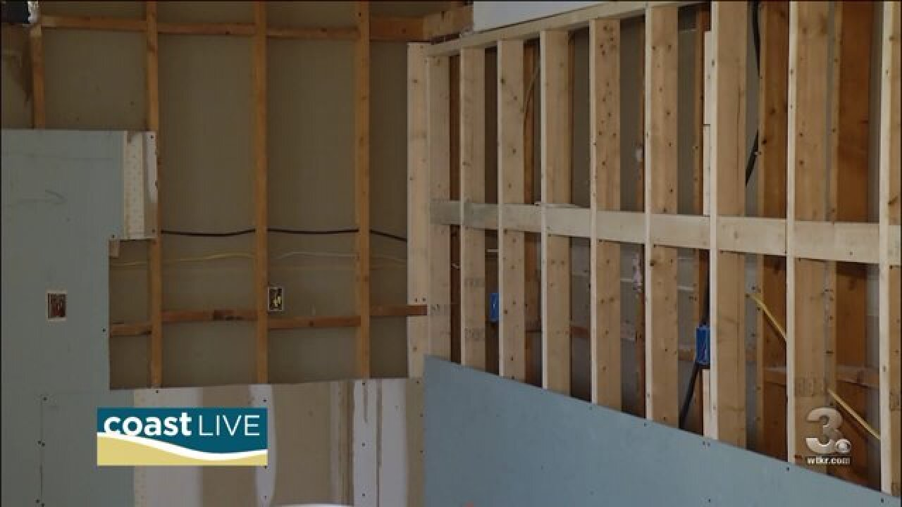 Ready Set Renovate finds a leaky roof in the 1970s redo Part 2 on Coast Live