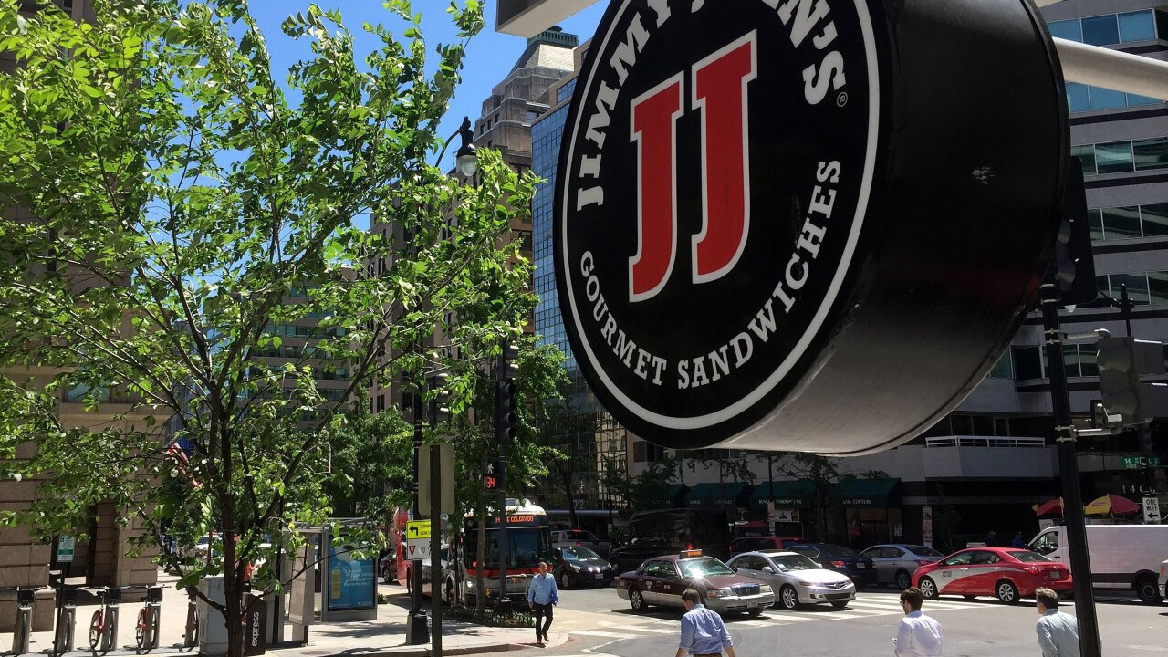 Owner of Sonic, Arby's and Buffalo Wild Wings to acquire Jimmy John's
