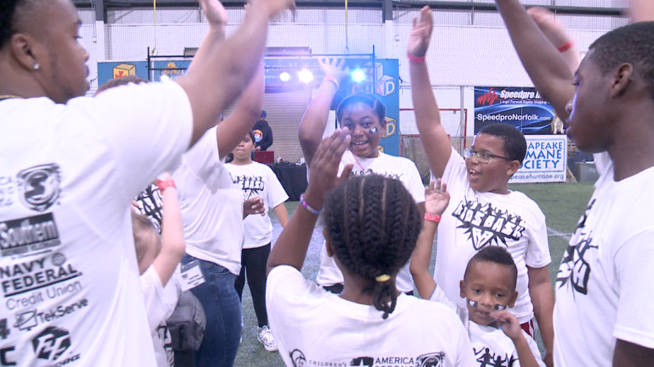 Flex 4 Change Kids Bash looks to earn a spot in Guinness Book of World Records