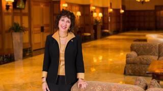 Oakland University names Ora Hirsch Pescovitz as school's 7th president