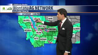 Montana Ag Network Weather: April 19th