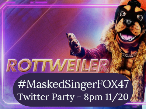 Marked Singer twitter party