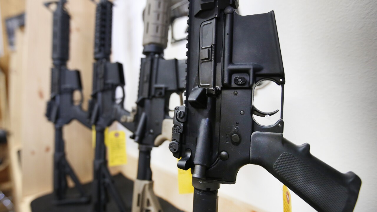 Virginia roofing company offers free AR-15 with roof installations
