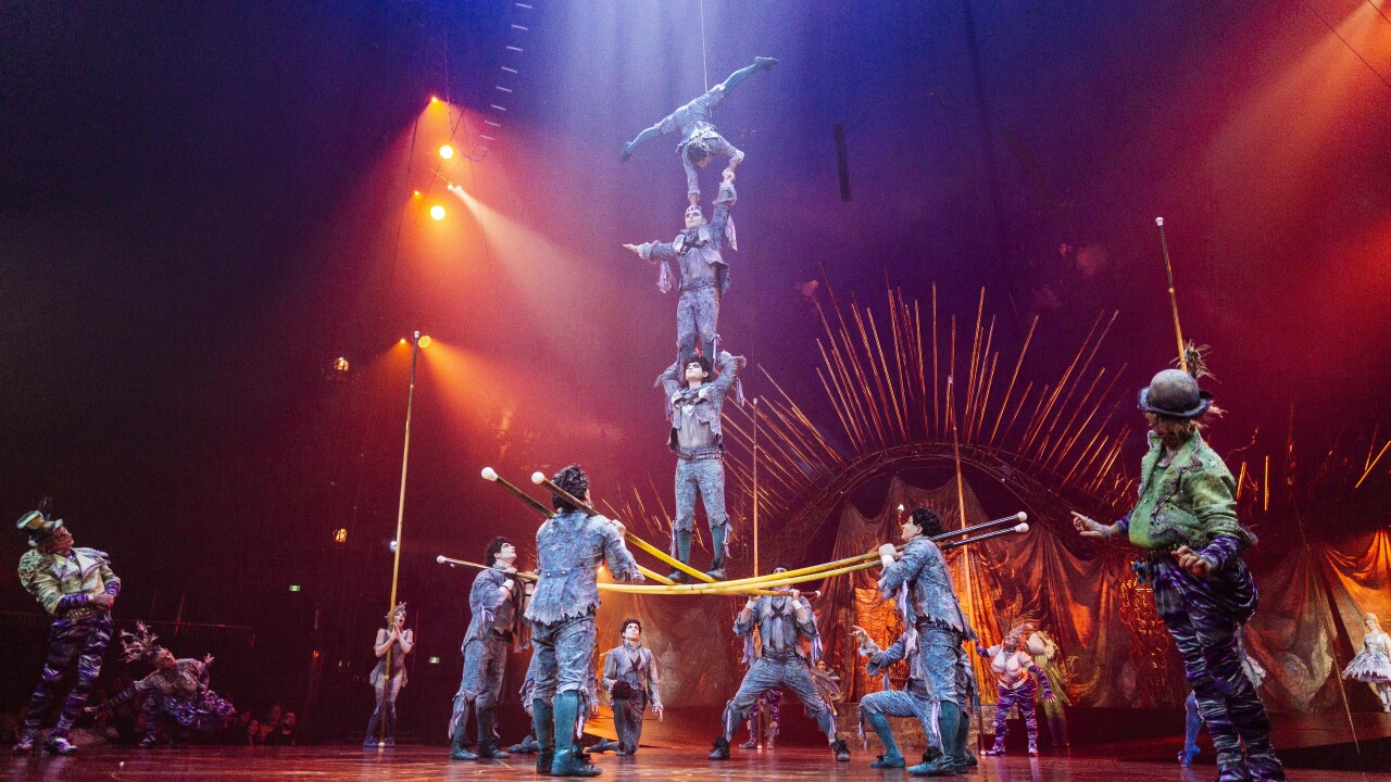 AEG, ASM Global and Cirque du Soleil Entertainment Group Announce Multi-Year Agreement