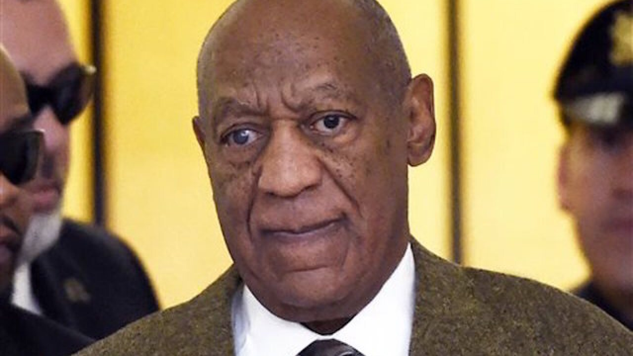 Cosby spends millions as lawsuits rage on