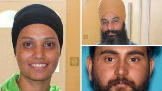 Suspects in Newborn's Death: Beant Kaur Dhillon, Jagsir Singh, Bakhshinderpal Singh Mann