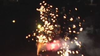 Annual July 4th free fireworks show kicks off this year at River Walk Park