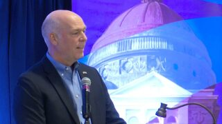 Republican Gianforte expands huge fundraising edge in gov race