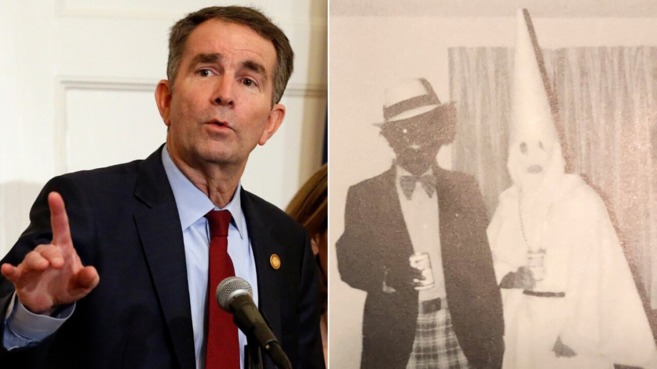 Group demands Virginia leaders 'make amends' for racism