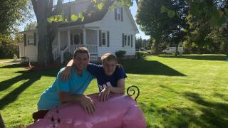 The Kelleys want their pig back