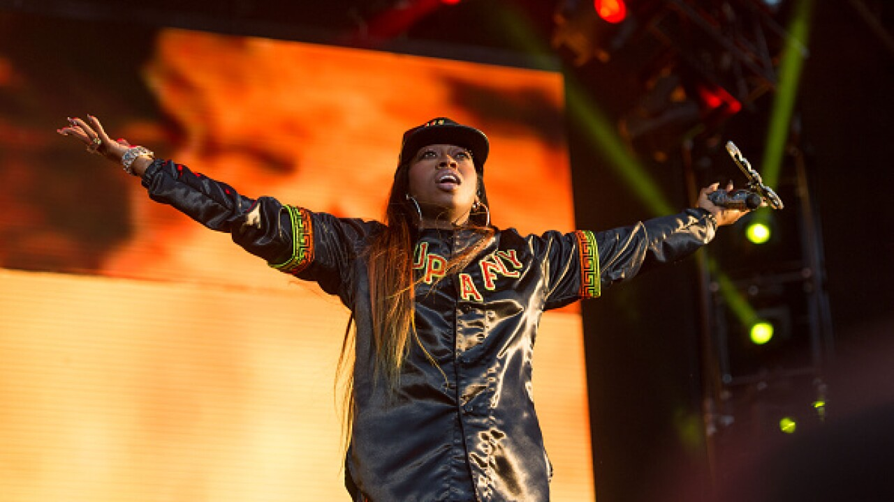 Virginia man petitions to replace Portsmouth Confederate monument with statue of Missy Elliott