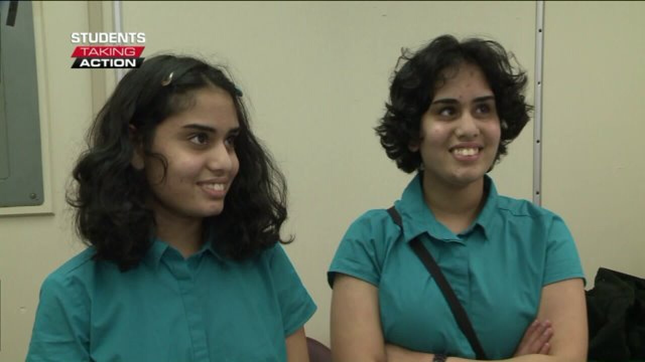 Students Taking Action: Teen twins in Virginia Beach are leading the way toexcellence